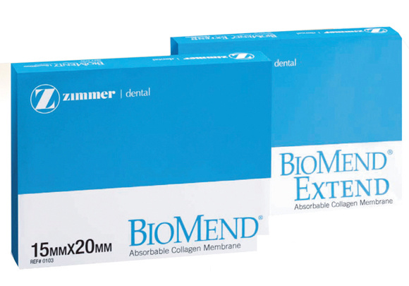 Zimmer Biomend Absorbable Collagen Membrane