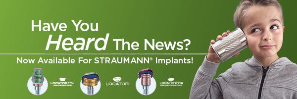 Zest Locator for Straumann Implants